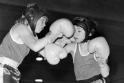 Junior boxing championships