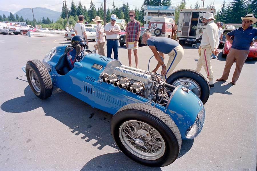 Vintage Race Cars at Westwood | Miscellaneous Photographs