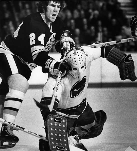 Terry O'Reilly Boston Bruins