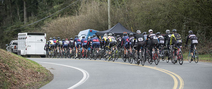Escape Velocity spring series road race